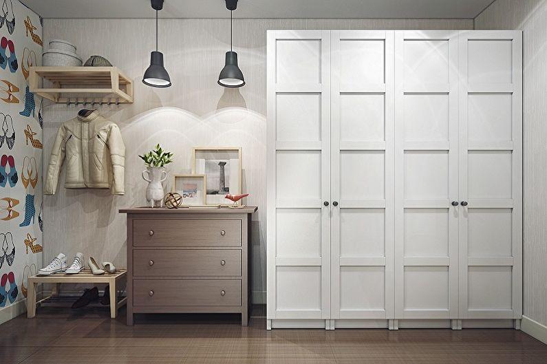 Платяные шкафы - фото