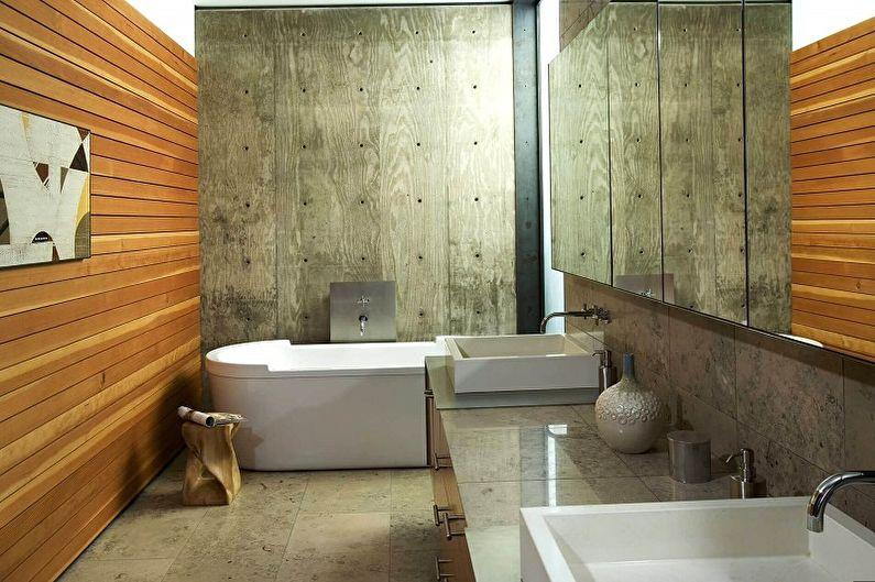 Виды пластиковых панелей для ванной комнаты - Текстуры ПВХ для ванной