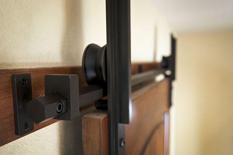 Как выбрать межкомнатные двери-купе