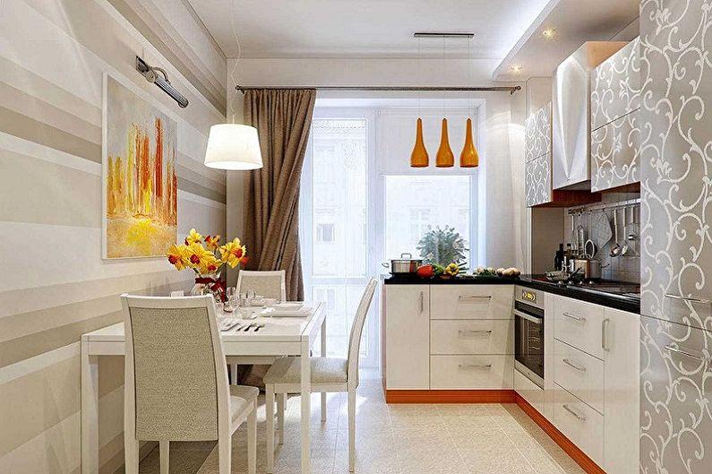 90+ идей для дизайна кухни 15 кв.м. (фото)