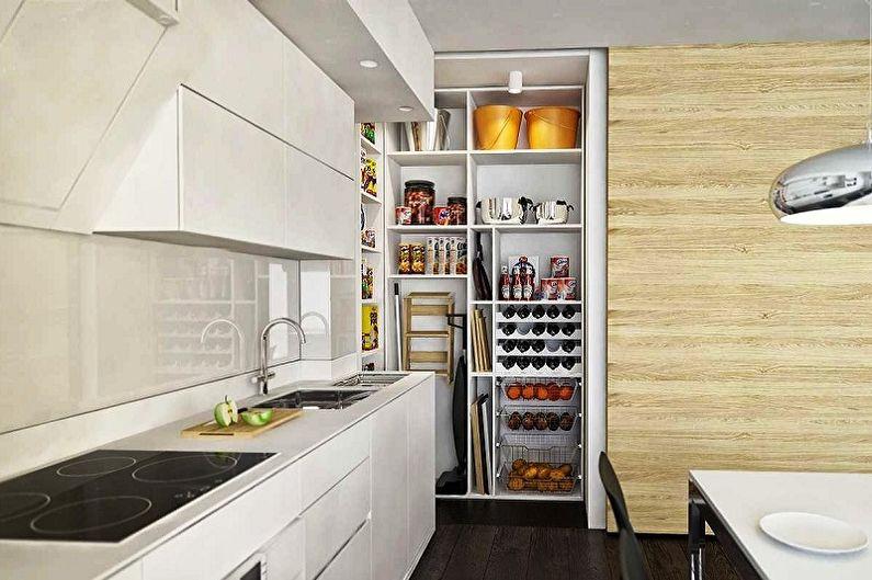 Кладовая комната в квартире дизайн фото