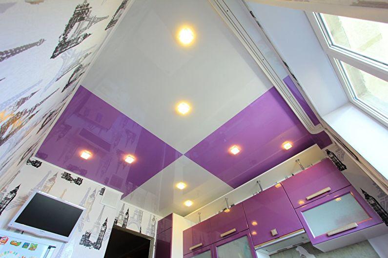 топки цвета натяжного потолка фото кухня доступны различные картинки