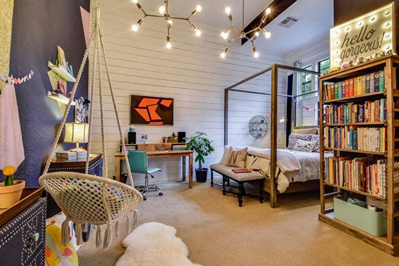 Дизайн детской комнаты - Мебель
