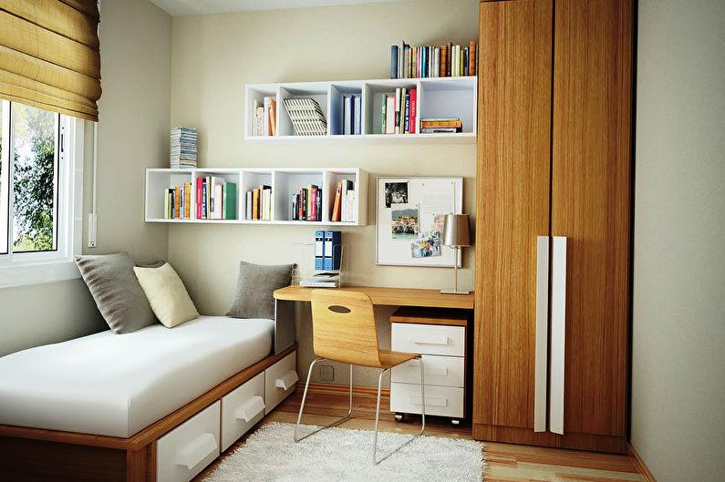 Маленькая детская комната - Дизайн интерьера