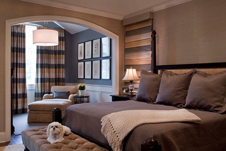 Дизайн спальни-гостиной - Как подобрать мебель