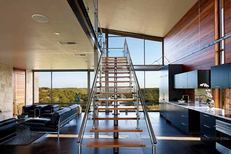 Лестница на второй этаж - Где разместить