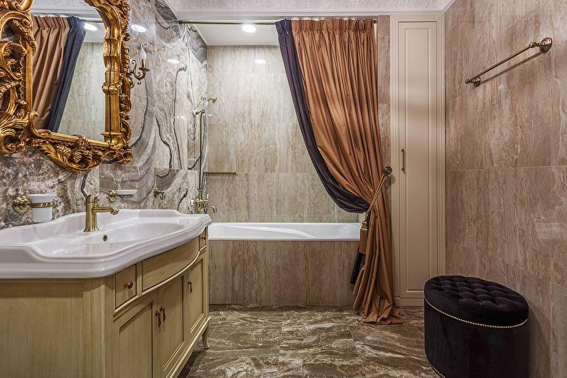 Ванная в классическом стиле - Сантехника