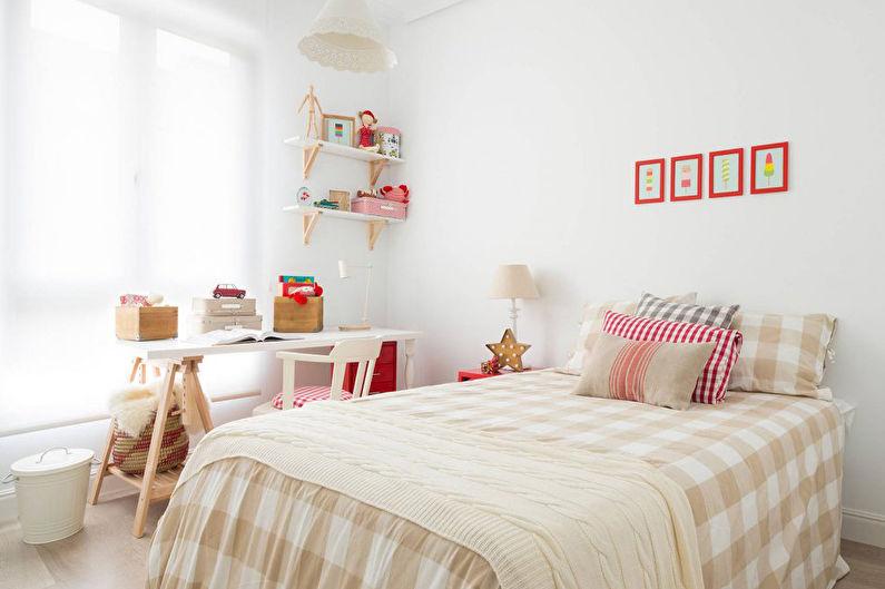 Детская комната для мальчика, дизайн