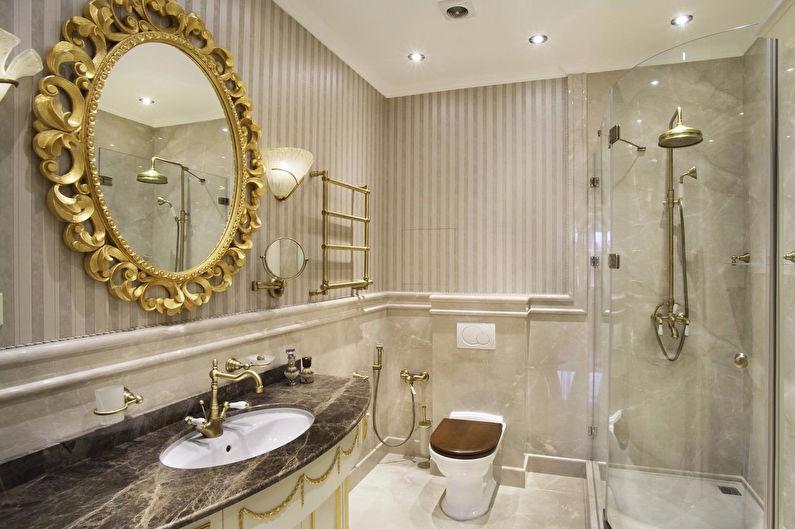 Классическая отделка ванных комнат Соединительный комплект для писсуара