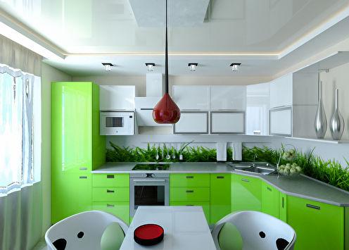 Кухня «Ближе к природе»