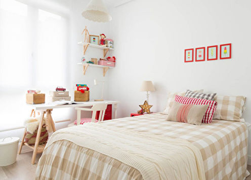 Дизайн детской комнаты (80+ фото)