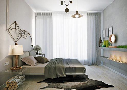 Спальня «Whole»
