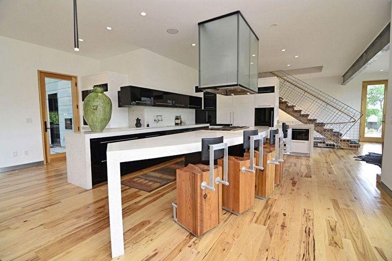 Барные стулья для кухни - фото