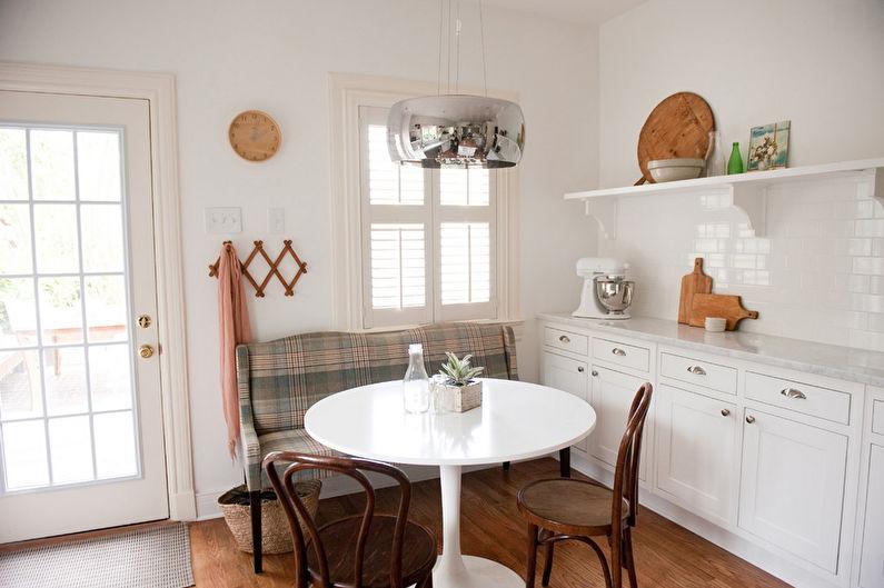 Скамья-диван для кухни