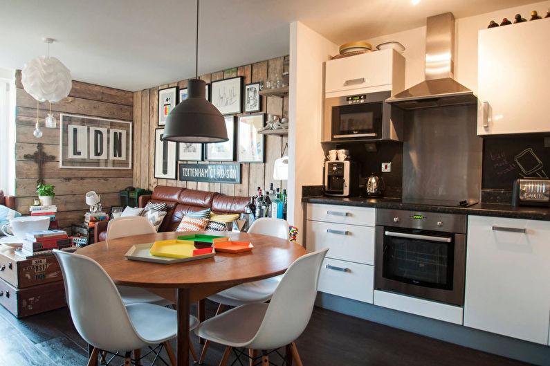 Диван на кухню - фото