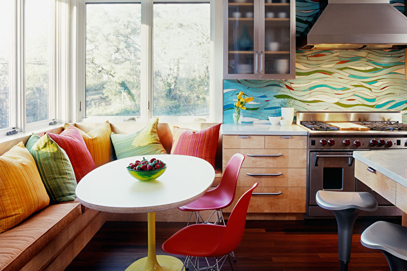 Угловые диваны со спальным местом (142 фото): большие модели.