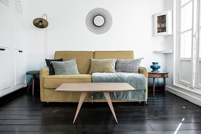 Дизайн гостиной 15 кв.м. - Варианты планировки
