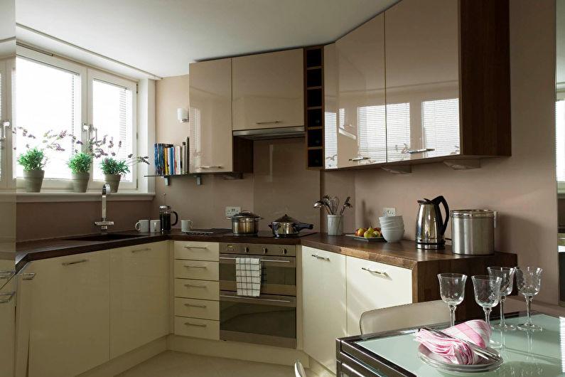 Мебель для маленькой кухни - Мебель для рабочей зоны
