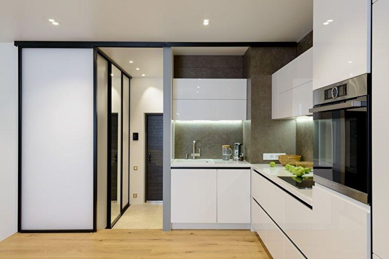 угловые кухни 80 фото красивые идеи дизайна интерьеров