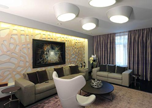 Квартира в ЖК «Коперник», Москва