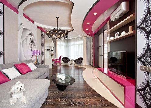 Квартира «Женственный романтизм»
