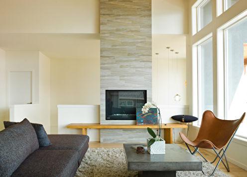 Дизайн гостиной 17 кв.м. (+70 фото)