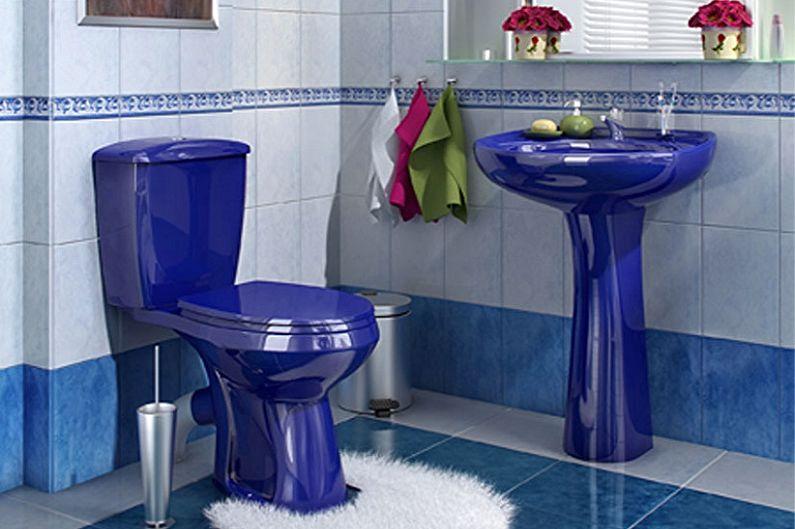 Раковина для ванной комнаты - Цвет