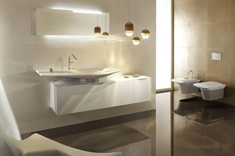 Раковина для ванной комнаты - фото