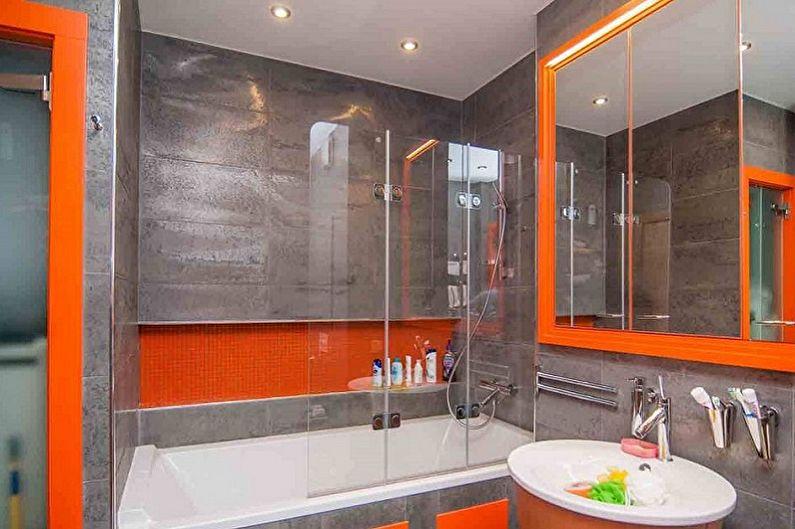Стеклянные шторки для ванной комнаты - Преимущества и недостатки