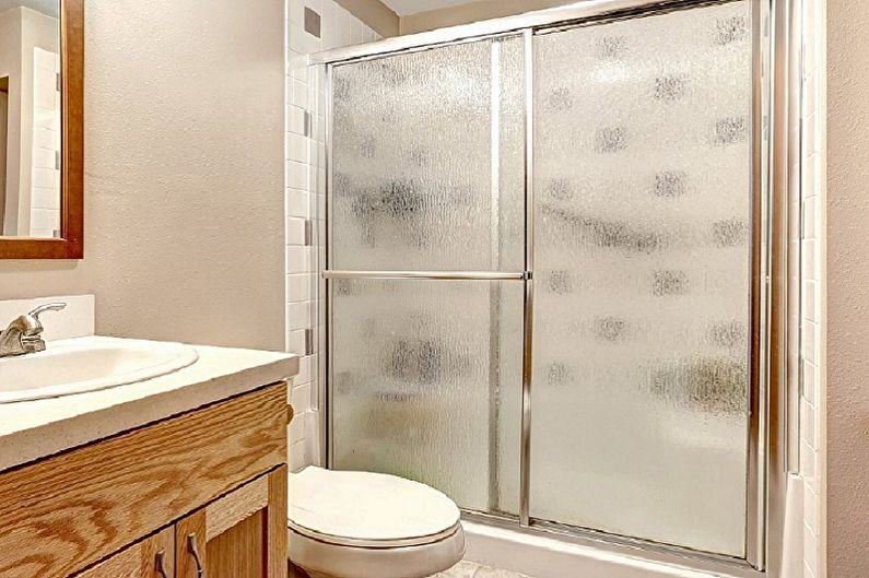 Стеклянные шторки для ванной комнаты - Что нужно учесть при выборе