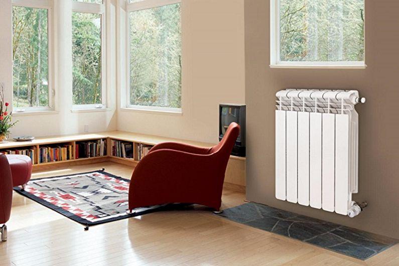 Биметаллические радиаторы отопления - Что нужно учесть при покупке