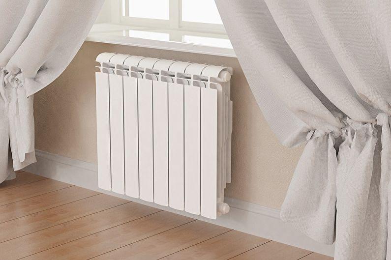 Биметаллические радиаторы отопления - Рейтинг лучших европейских производителей
