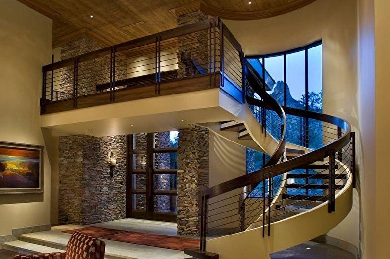 Перила для лестницы - Основные характеристики