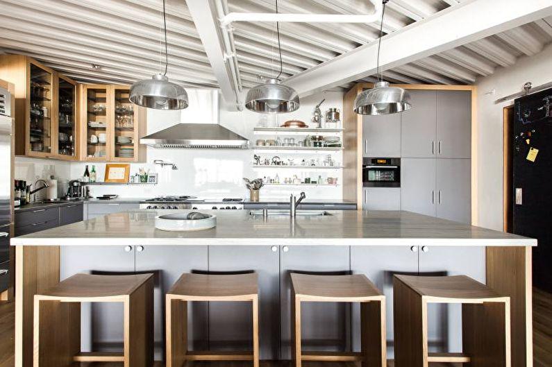 Стеновые панели для кухни - Характеристики и особенности