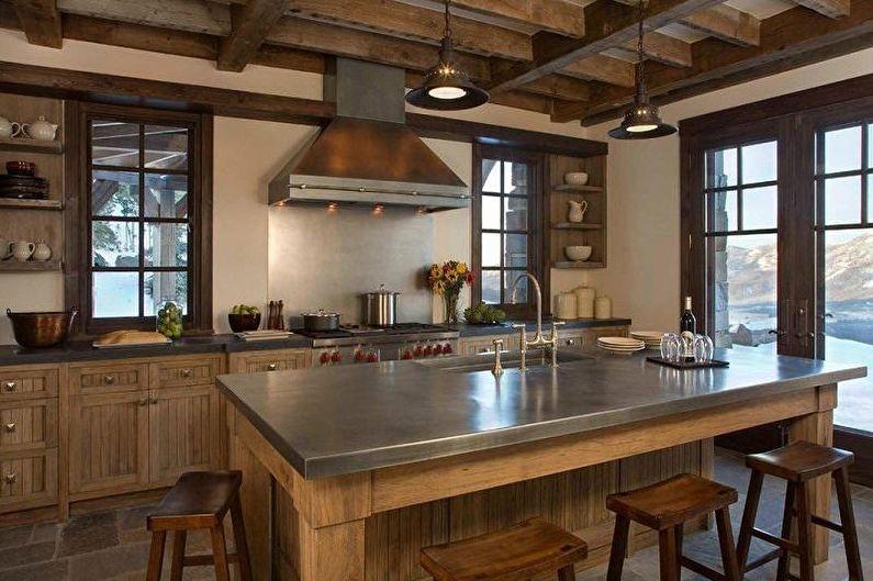 Стеновые панели для кухни - фото