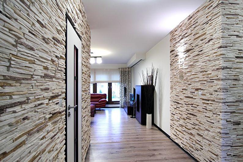 Дизайн коридора - Интересные идеи
