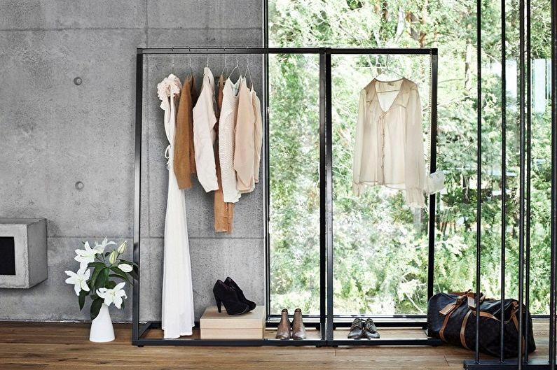 Напольная вешалка для одежды - Как выбрать