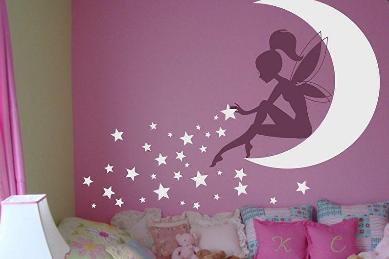 Трафареты для стен под покраску - Преимущества и особенности