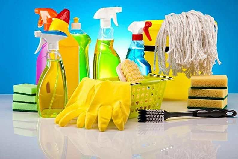 Как помыть натяжной потолок без разводов в домашних условиях - Какие принадлежности понадобятся
