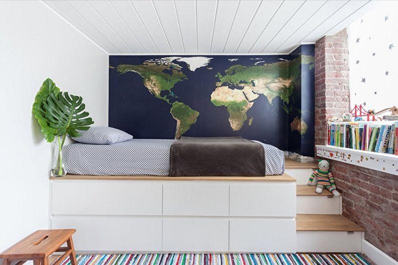 Кровать-подиум (80 фото): виды и модели, фото каталог, красивые идеи для интерьера спальни