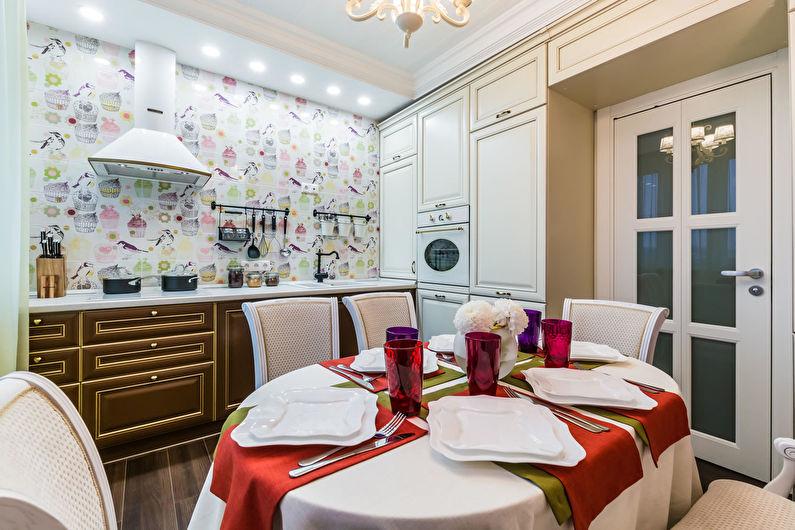 Дизайн кухни 11 кв.м. - Мебель