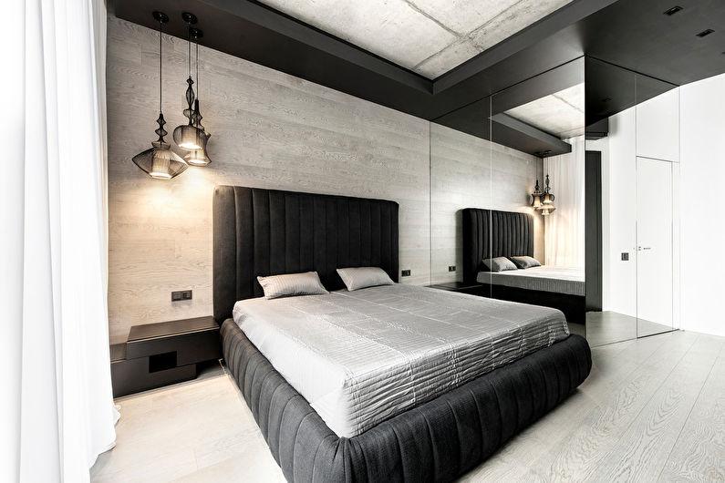 Потолок из гипсокартона в спальне - Преимущества и недостатки