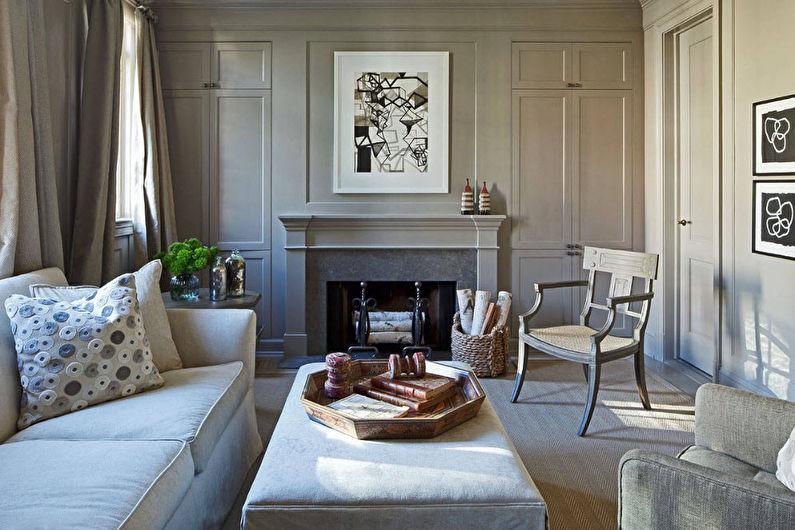 Стиль неоклассика в интерьере - Мебель