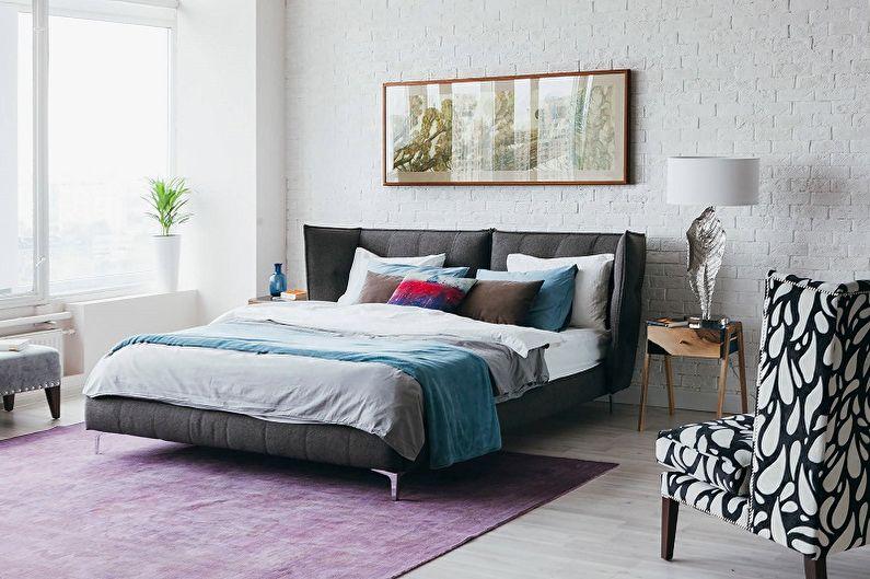 Дизайн спальни 10 кв.м. - Мебель