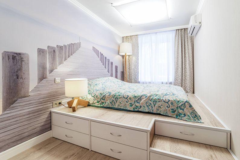 Как визуально увеличить комнату - 11 важных советов, дизайн интерьеров