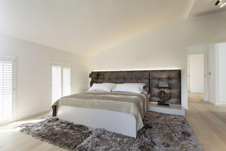 Дизайн спальни в современном стиле - Особенности