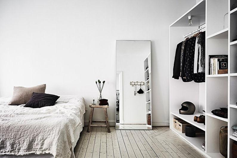 Дизайн спальни в современном стиле - Мебель