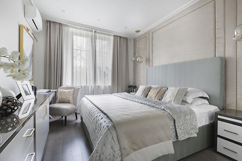 Дизайн спальни 10 кв.м. - 65 фото интерьеров, идеи ремонта