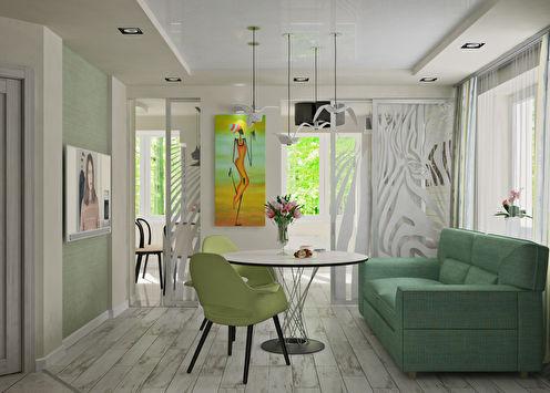 Квартира «Африканская саванна»