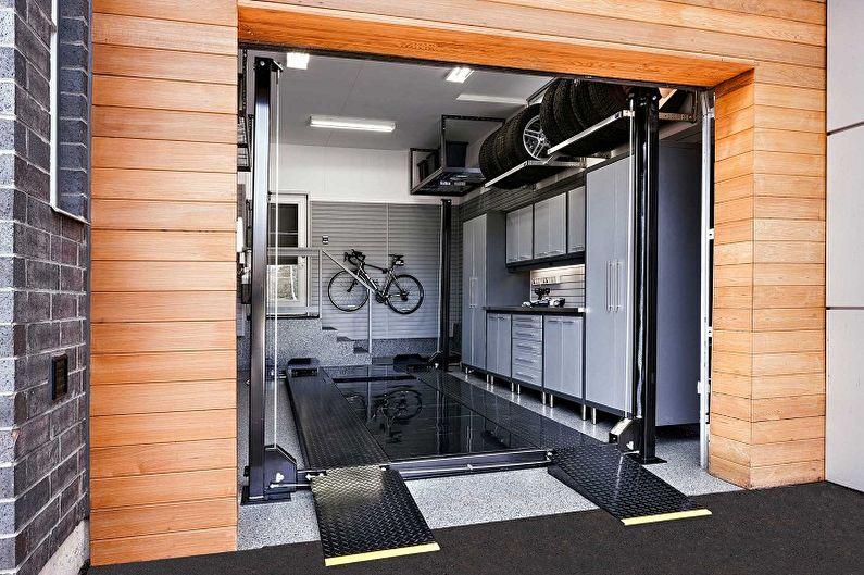 Одноэтажный дом с гаражом - Что нужно учесть при строительстве